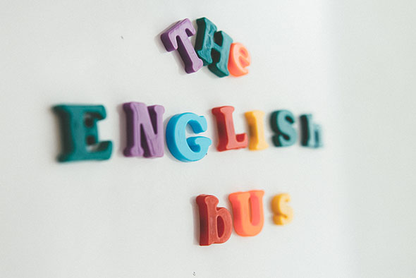 The English Bus